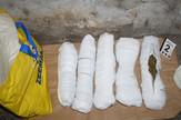 NIS02 paketi sa marihuanom koji su zaplenjeni u Nisu foto MUP