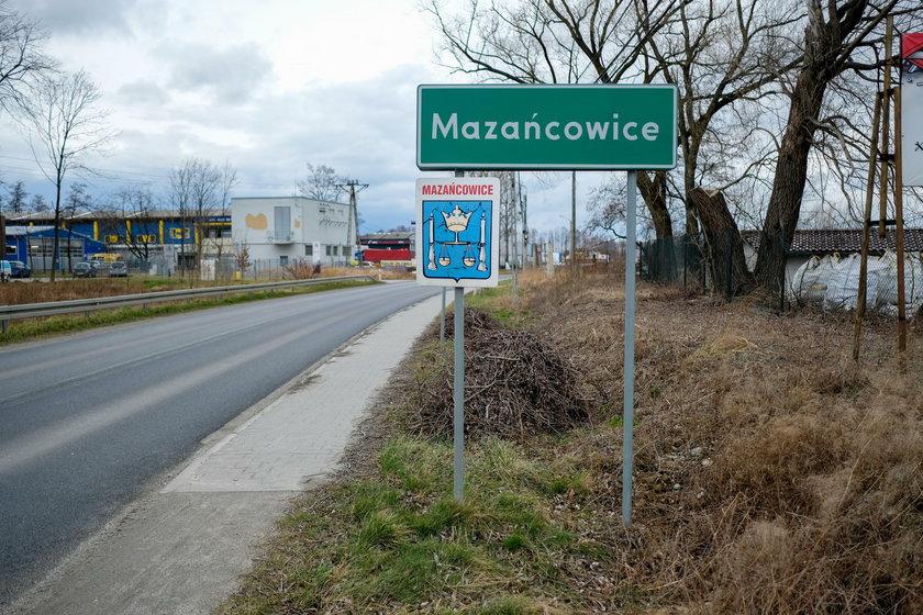 Mazańcowice