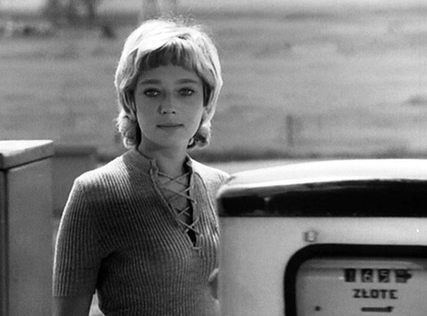 Ewa Szykulska w 1971 roku