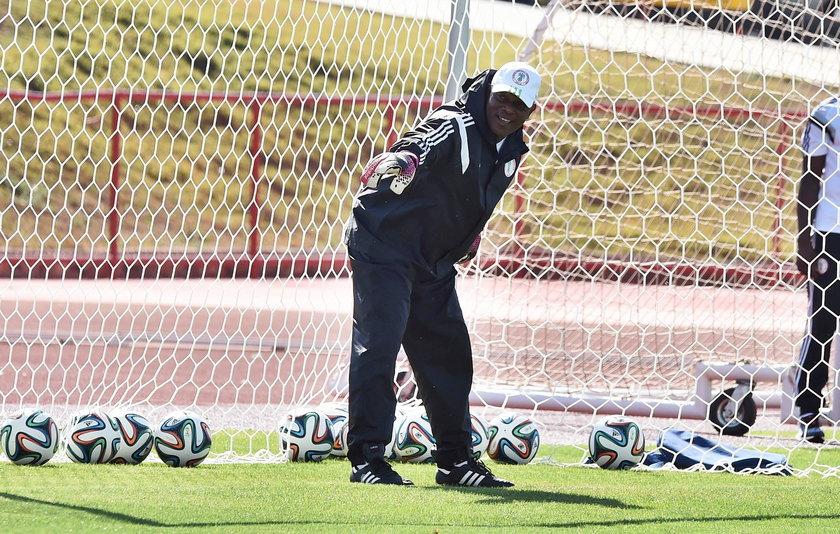 Stephen Keshi nie żyje! Legendarny piłkarz i trener miał na atak serca