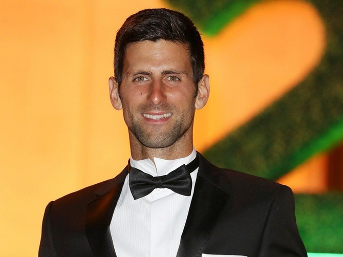 Novak ponovo digao planetu na noge: Reči LOME, slika KIDA OD LJUBAVI