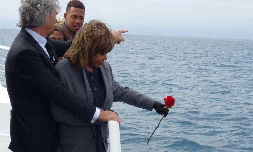 Tina Turner przerwała milczenie.