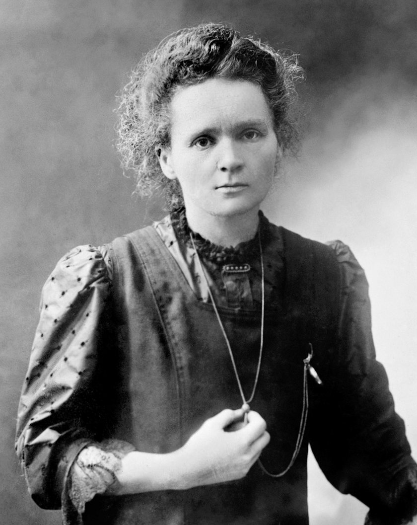 Maria Skłodowska-Curie (1867 - 1934 )