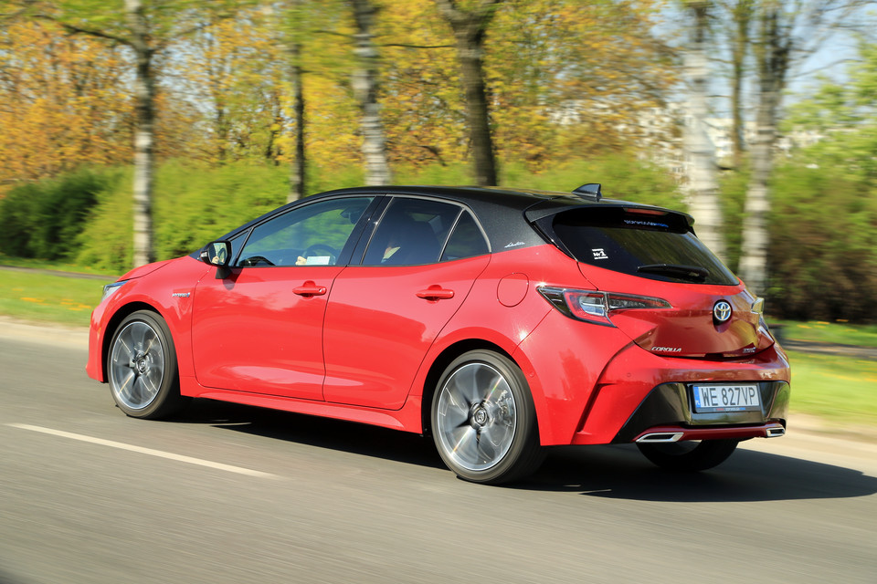 Toyota Corolla hatchback 2.0 Dynamic Force