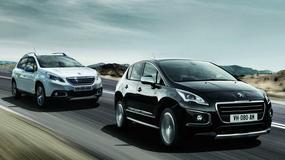 Peugeot 2008 i 3008 teraz jeszcze ładniejsze