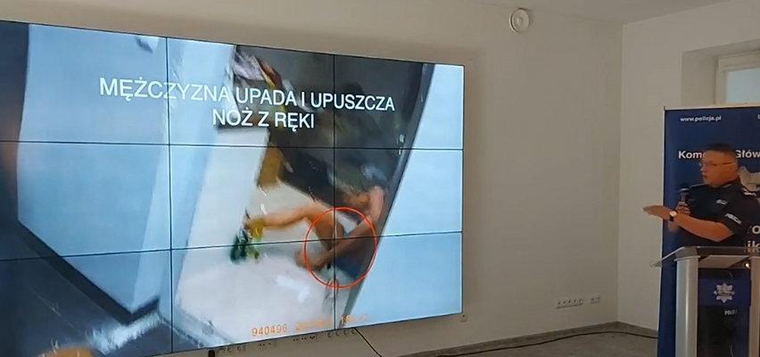 Łukasz zmarł po interwencji. Policja publikuje nagranie, ale niepełne. Pełnomocnik rodziny: Czy mają coś do ukrycia?