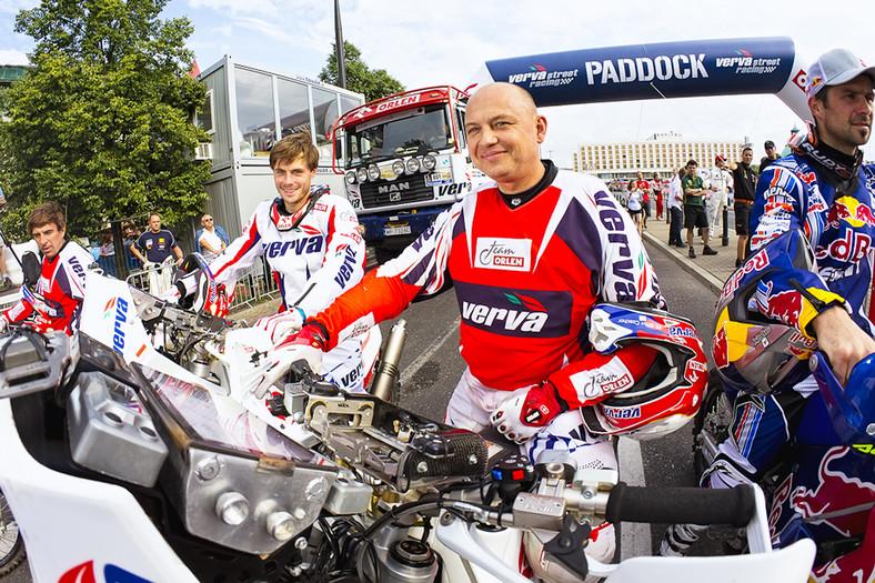 Jacek Czachor i Kuba Przygoński - ORLEN Team
