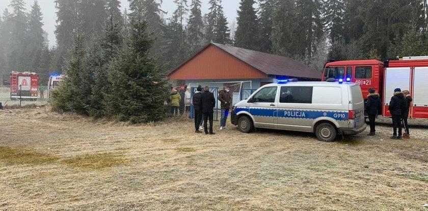 Tragedia na Podhalu. W szatni znaleziono ciała trzech młodych mężczyzn