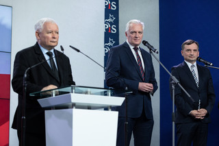 Fogiel: Koledzy z Solidarnej Polski obstają przy swoim