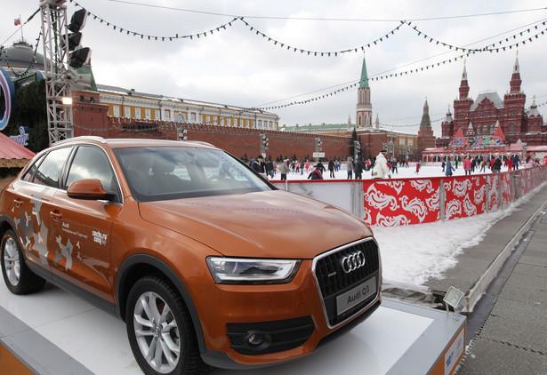 Audi A3 10. miejsce na liście złodziejskich hitów. Audi A3 w 2011 roku zajmowało 9. lokatę (teraz jest tam seat leon). Jak ustalił portal dziennik.pl od stycznia do końca września 2012 roku zniknęło 194 sztuki.