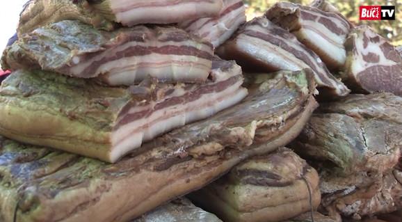 Sve u znaku slanine i dobrog zalogaja