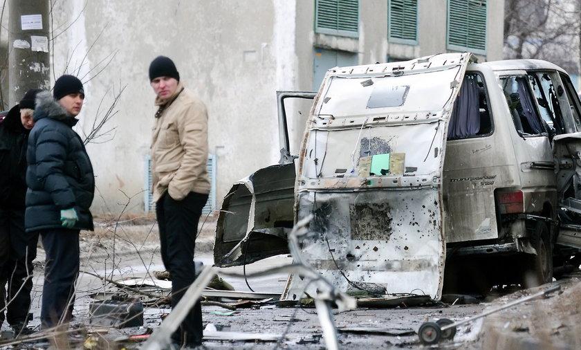 Zamach w Charkowie