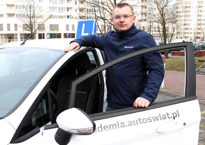 Marcin Połeć, Akademia Auto Świat