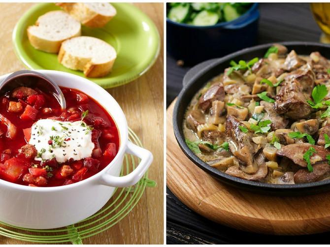 Znate li šta je PRAVA ruska salata i koje je OMILJENO JELO ruskih grofova? Saznajte, ali i probajte BAŠ DANAS u Beogradu!