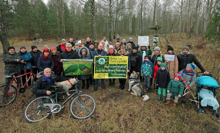 Podlasie: Mieszkańcy nie chcą wycinki Lasu Turczyńskiego pod cmentarz