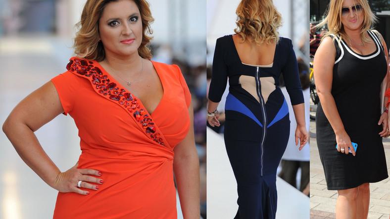 Karolina Szostak na Warsaw Fashion Street 2012 wystąpiła nie tylko jako oglądająca, ale jako modelka