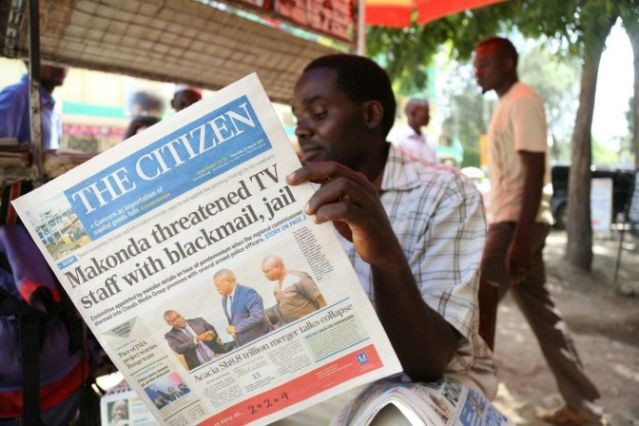 Azory Gwanda (not pictured) worked as a journalist for Tanzania's The Citizen and Mwananchi newspapers before going missing in 2017. (Yahoo News)