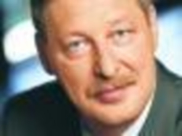 Andrzej Parafianowicz, wiceminister finansów Fot. Materiały prasowe