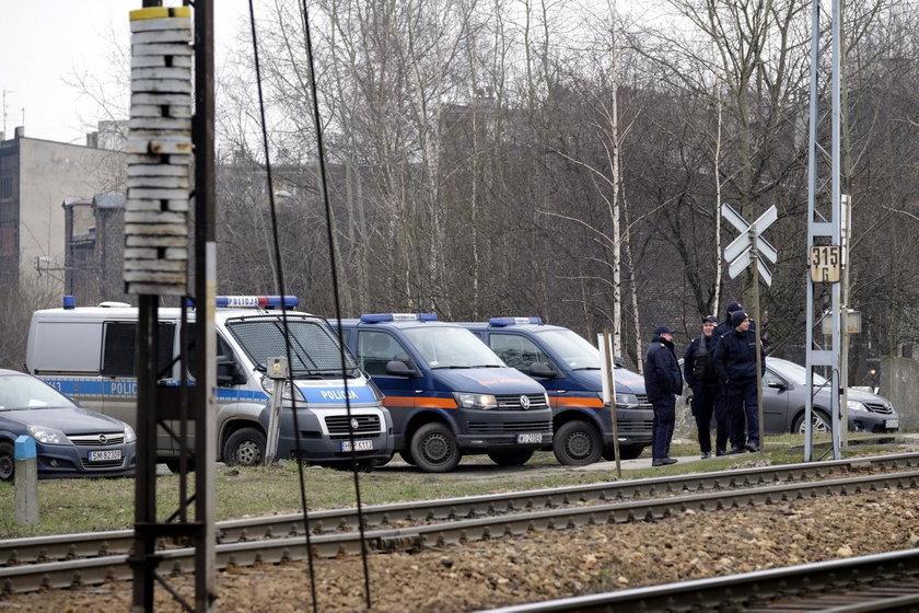 Katowice. Ewakuacja pociągu z Lublińca do Oświęcimia z powodu fałszywego alarmu bombowego