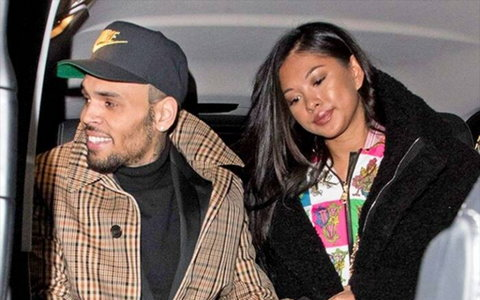 Chris Brown welcomed a second child with his girlfriend, Ammika Harris back in 2019 [ThristyForNews]