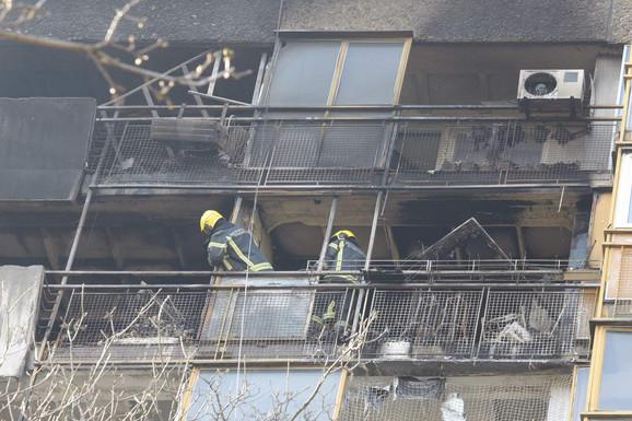 Vatrogasci nisu uspeli da spasu sve stanare