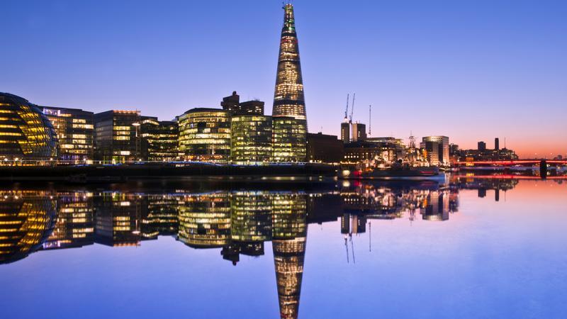 Londyn, The Shard