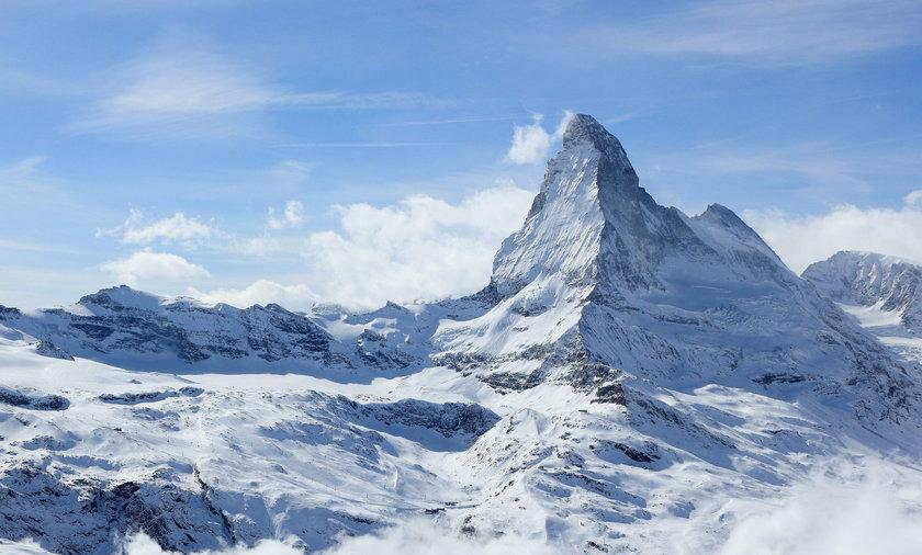Tragiczny wypadek na Matterhorn
