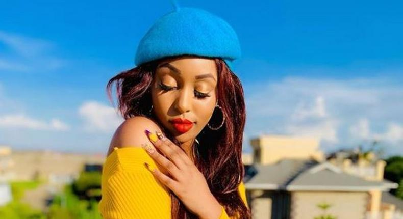 A day is coming when you will take your words – Amber Ray after being called a prostitute