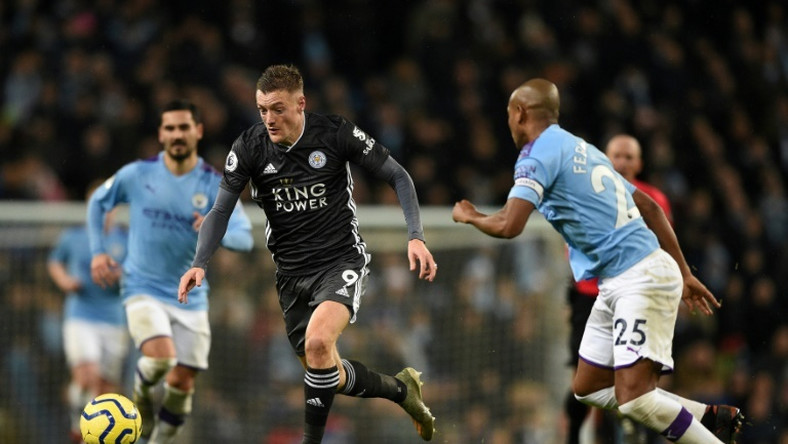 Tough schedule - Leicester striker Jamie Vardy