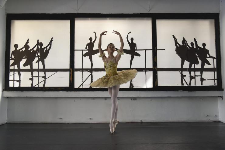 Nacionalna fondacija za umetničku igru balet promo
