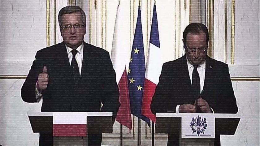 Duda straszy euro w czterech wersjach