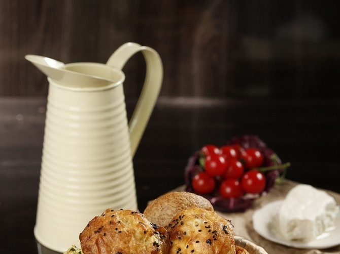 Pita mafini su idelani za brzinsku večeru ili doručak