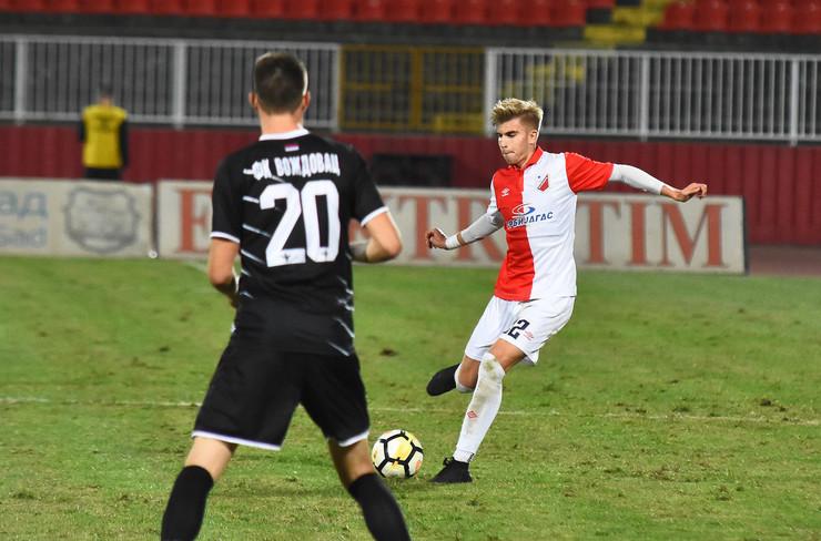 FK Vojvodina, Nemanja Milojević
