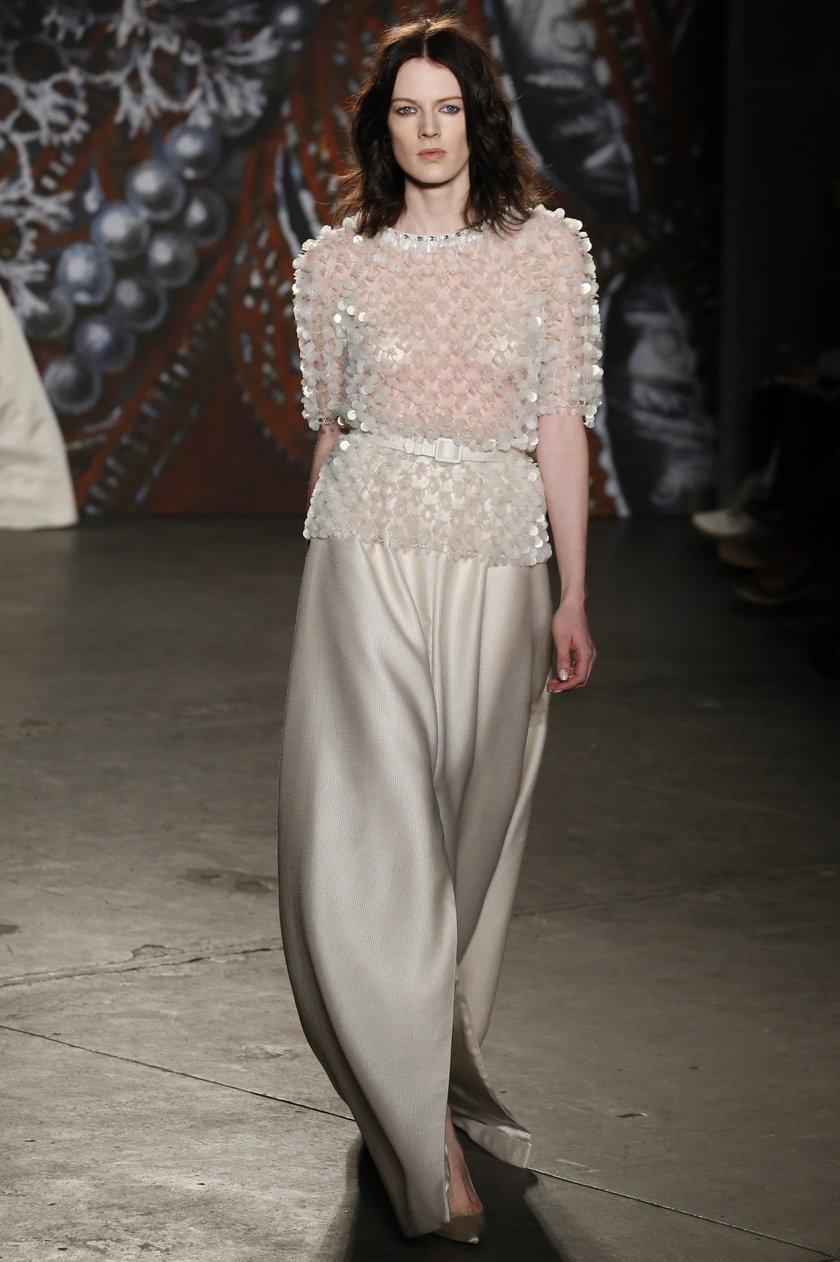 Sukienka z najnowszej kolekcji Jenny Packham
