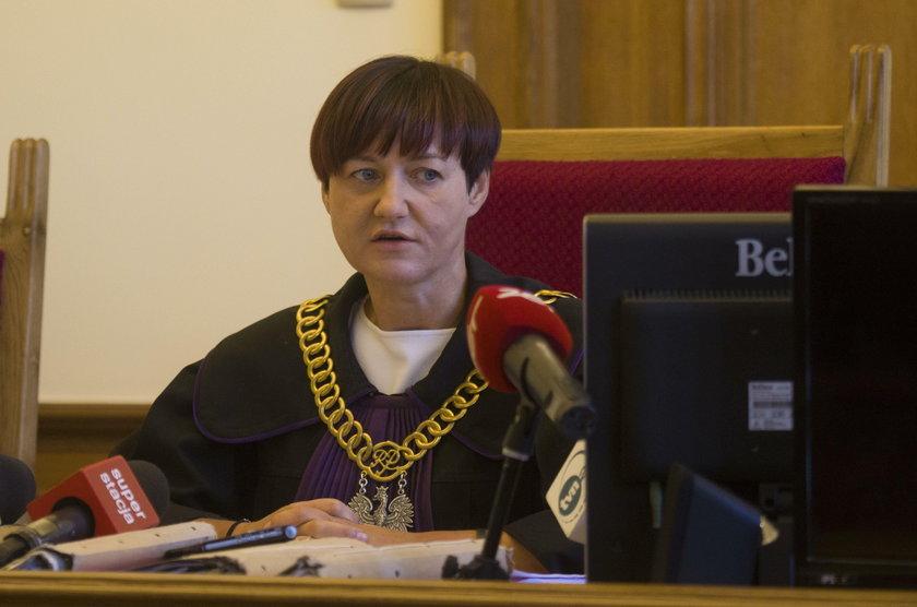 Sąd w Gdańsku.