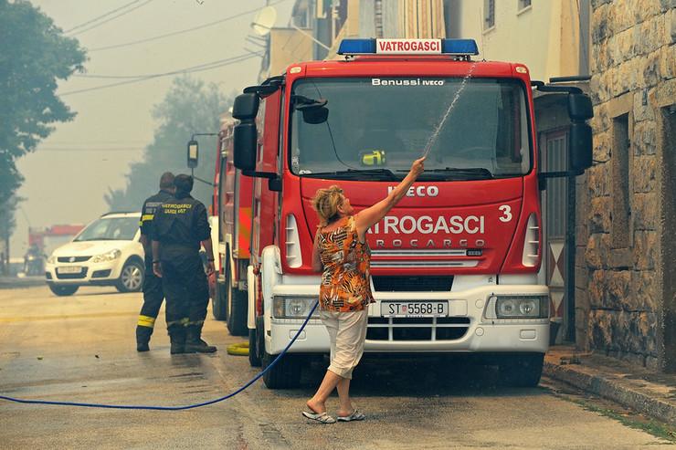 Hrvatska vatrogasci