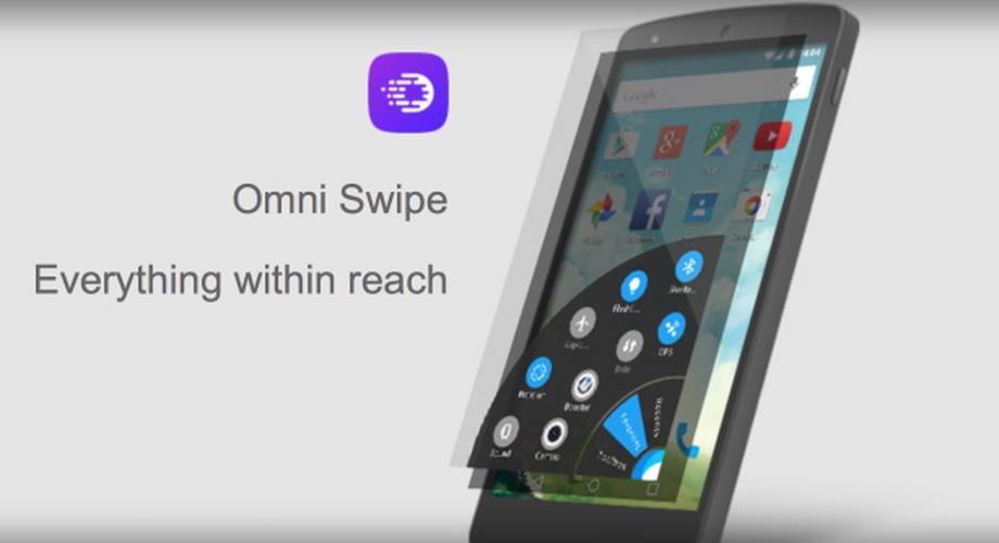 Omni Swipe im Kurztest: Startmenü für Android