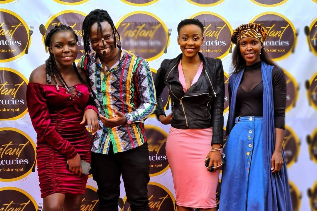 Comedian Crazy Kennar launches his own Restaurant (Photos)   Pulselive Kenya