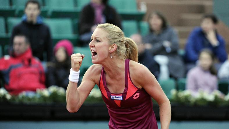 Radwańska w drugiej rundzie w Stanford