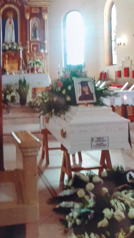 Pogrzeb Amelki