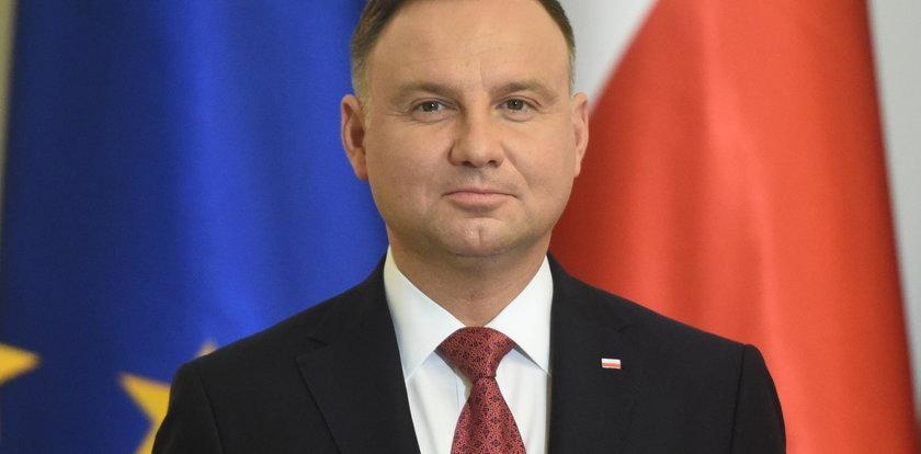 Andrzej Duda: Reparacje to kwestia odpowiedzialności i moralności