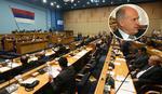 """Sukob sa Inckom prebačen na """"DOMAĆI TEREN"""": Potpredsednik Skupštine čeka podršku Saveza za promene"""