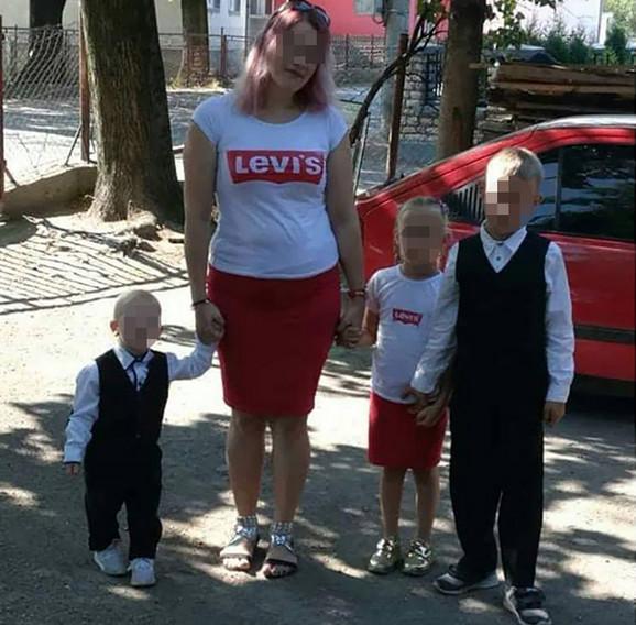 Ubijena deca u Bihaću sa mamom