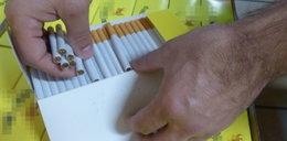 Dla czterech paczek papierosów pobili ekspedientkę