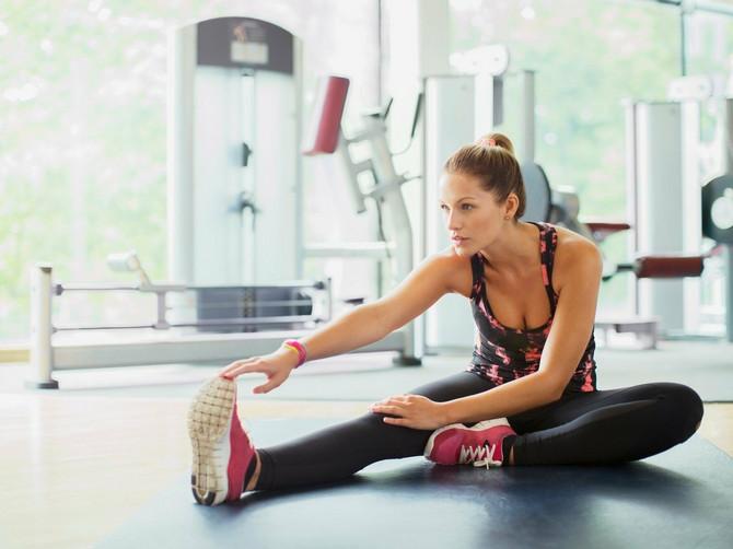 Šta ne treba raditi kada je trening u pitanju?