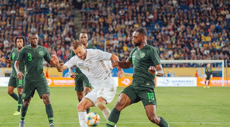 Ukraine 2 Vs 2 Nigeria: Super Eagles players' rating from the exciting friendly game