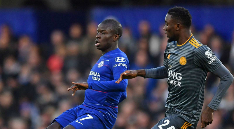 'I just want to be myself,' Wilfred Ndidi speaks on the comparison with Kante
