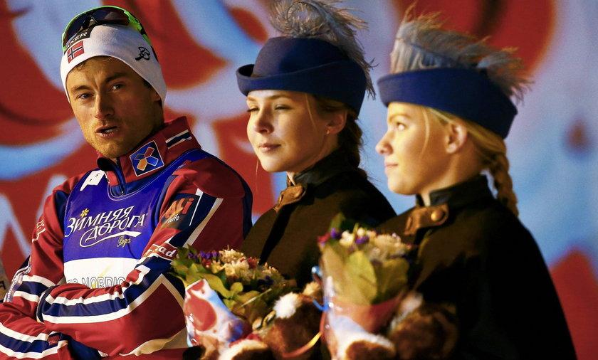 Król Nart pojechał na MŚ podrywać Szwedki?