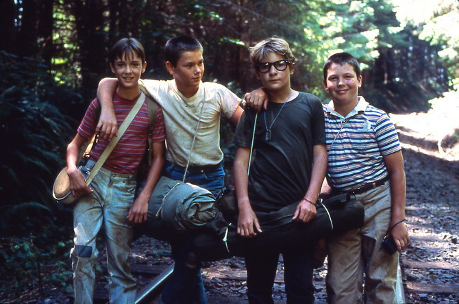 River Finiks u filmu Stand by Me