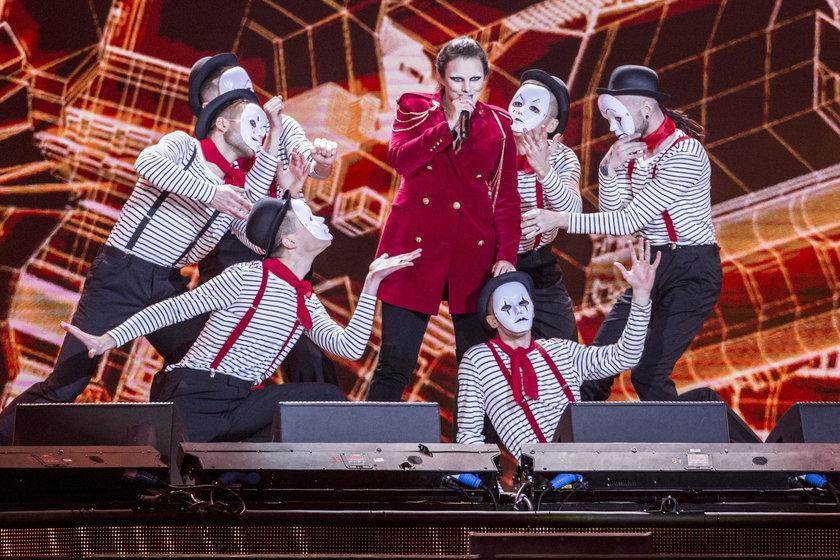 Ewa Farna na scenie